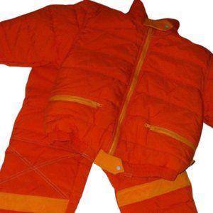 Barbottine Snow Suit Girls Size 5